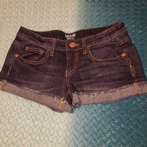 NWOT Mossimo Jean Shorts